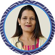<strong>Dr Priti Nanda Sibal</strong>