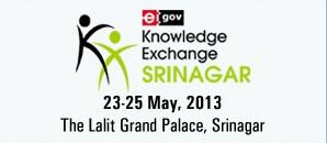 Knowledge Exchange Srinagar 2013