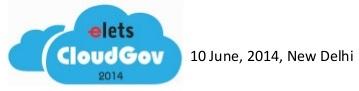 Elets cloud Summit 2014