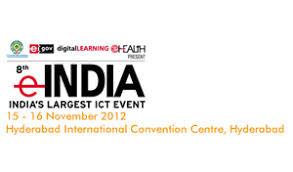 eIndia Summit 2012