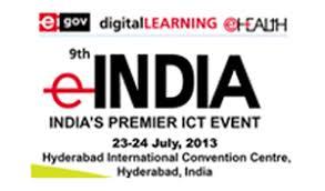 eIndia Summit Hyderabad 2013
