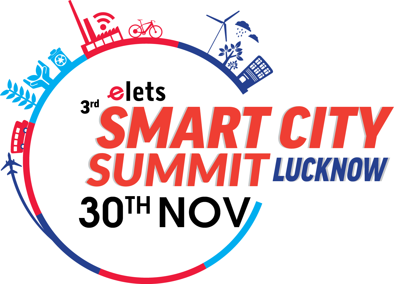 Smart City Summit, Lucknow
